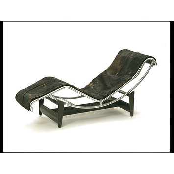 Chaise longue le corbusier v a search the collections for Chaise longue de le corbusier