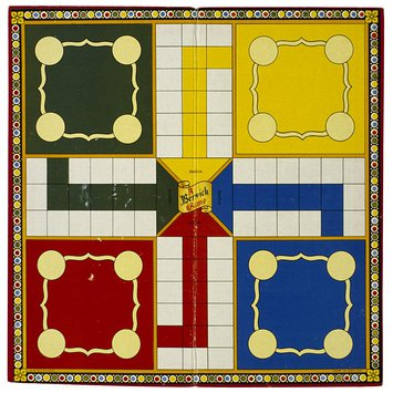 Ludo | Berwick | V&A Search the Collections