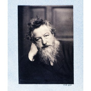 Photograph - William Morris