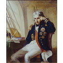 Vice Admiral Lord Nelson (Oil painting)