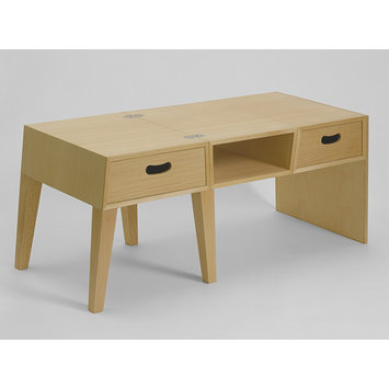 Folding table - Table=Chest