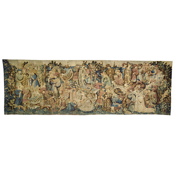 Tapestry - The Devonshire Hunting Tapestries