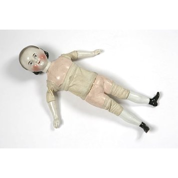 Jointed doll - Motschmann Type