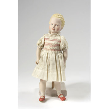 Portrait doll - Princess Anne