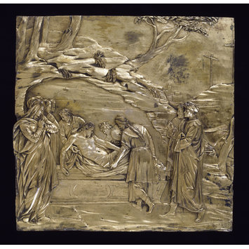 Relief - The Entombment of Christ