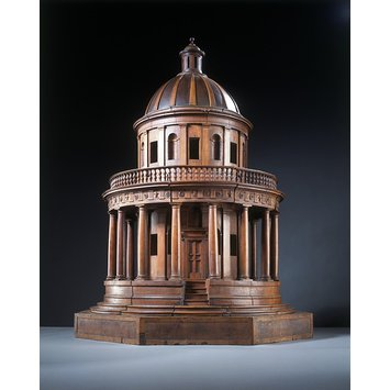 Architectural model - The Tempietto