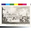Royal Stables in the Mews Charing Cross (Print)