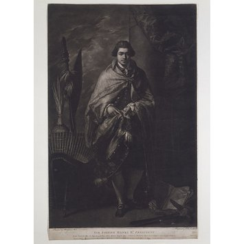 Print - Sir Joseph Banks Bt.