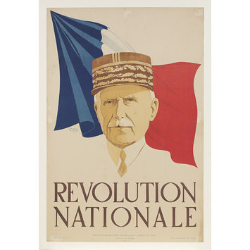 Poster - Révolution Nationale