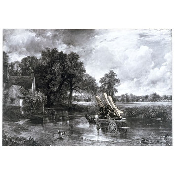 Photograph - Haywain with Cruise Missiles