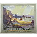 North Cornwall by the Atlantic Coast Express  (Poster)