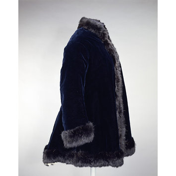 Half-mourning jacket