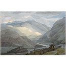 Rydal Water (Watercolour)
