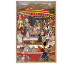 Maharana of Mewar and Prince Khurram (Painting)