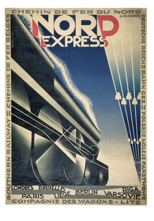 Nord Express Cassandre V Amp A Search The Collections