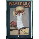 Waverley Oats for Perfect Porridge (Poster)
