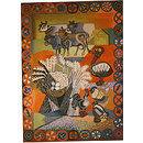 Farmyard (Tapestry)