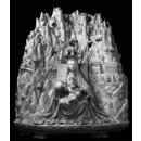 The Virgin of Montserrat (Statuette group)