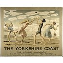 The Yorkshire Coast (Poster)