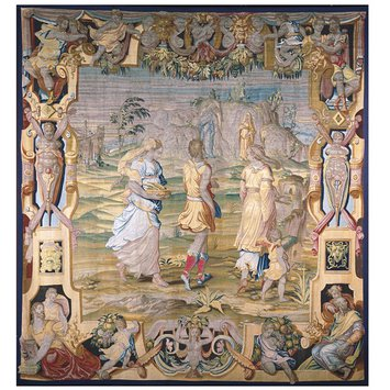 Tapestry - Manhood from The Life of Man