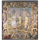 Manhood from The Life of Man (Tapestry)