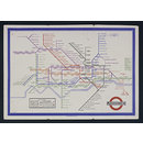 London Underground Map (Print)