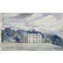 Englefield House, Berkshire (Watercolour)