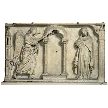 Relief - The Annunciation