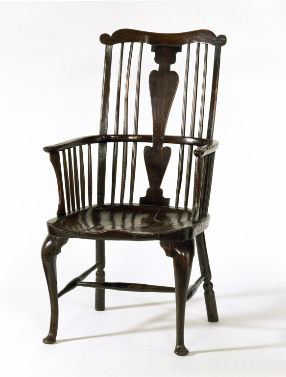 Genial Windsor Armchair. Hewett, Richard; Enlarge Image