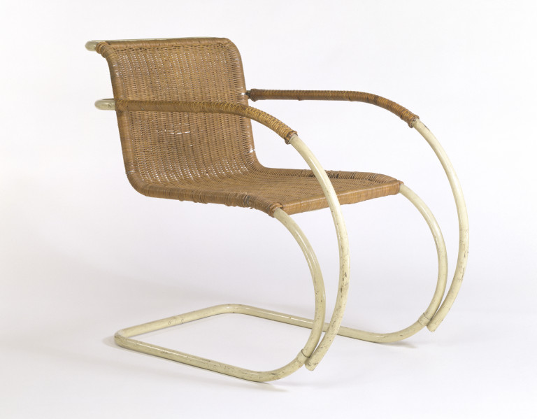 Mr20 Armchair | Mies Van Der Rohe, Ludwig | V&A Search The Collections