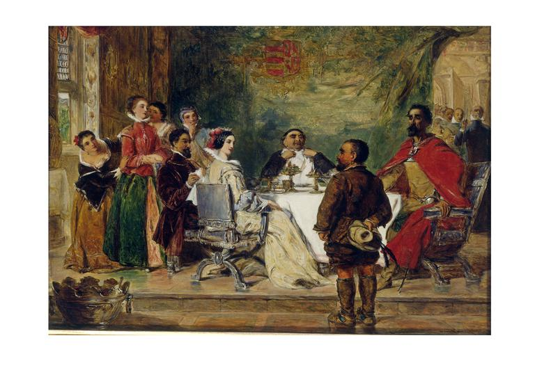 Image result for don quixote duke and duchess scene