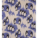 Penguins (Furnishing fabric)