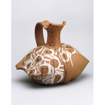Pitcher - Pillow Vase