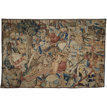 Tapestry - The Battle of Roncevaux