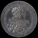 Louis XIII, King of France (Medal)