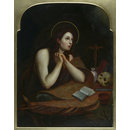 The Penitent Saint Mary Magdalen (Oil painting)
