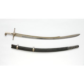Sword and sheath