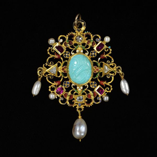 The Wild Jewel Pendant V Amp A Search The Collections