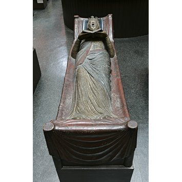 Copy of an Effigy - Eleanor of Aquitaine