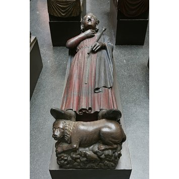 Copy of an Effigy - Effigy of King Richard I of England