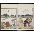 Both Banks of the Sumida River in One View (Book)