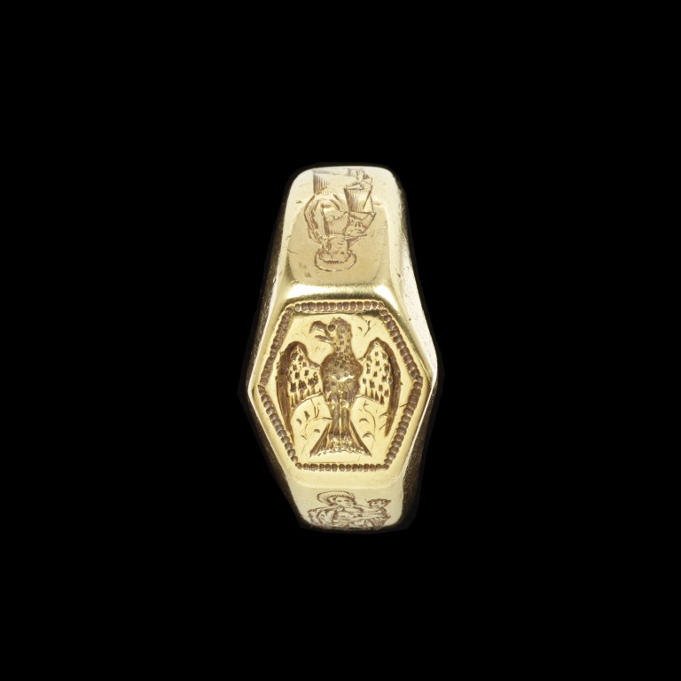 Signet Ring V Amp A Search The Collections