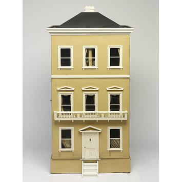 Dolls' house - The Drew House