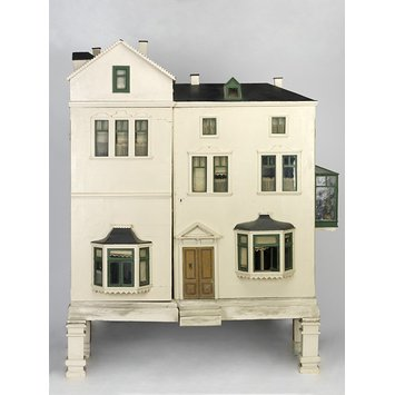Dolls' house - Devonshire Villas