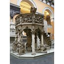 Pulpit (Plaster cast)