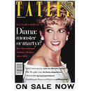 Tatler exclusive survey. Diana: Monster or Martyr? (Poster)