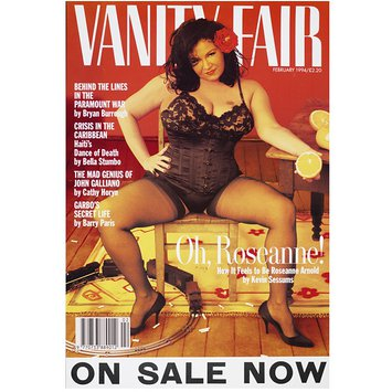 Vanity Fair. Oh, Roseanne! | Vanity Fair | V&A Search the Collections