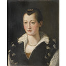 Portrait of Isabella de Medici (Oil painting)