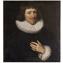 An Unknown man (formerly called Lord Fairfax) (Oil painting)