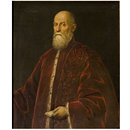 Portrait of a Procurator of St. Mark's, Venice (Oil painting)